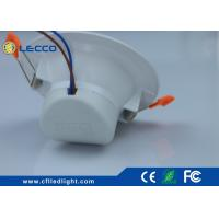 Quality 900LM LED Recessed Downlight 6400K , Modern Led Recessed Lighting Integrated Driver for sale