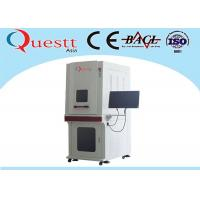 China 355nm 3W UV CNC Laser Etching Machine For Engraving / Marking on sale