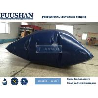 FUUSHAN Chinese Hot Sale PVC Plastic Water Packaging Tank Manufacturer Manufactures