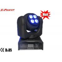 Double Faces 8 pcs 10W 4 IN 1 led Beam Moving Head Lights  Led Stage Lighting  X-86 Manufactures