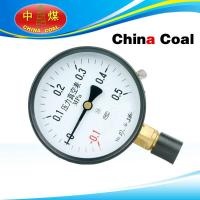 China Corrosion resistant vacuum pressure gauge on sale