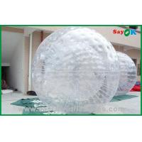 Kids Zorb Ball Inflatable Sports Games / Human Hamster Ball Manufactures