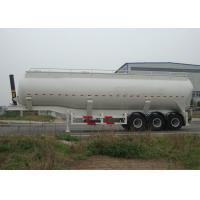 38000L 3 Axles Dry Bulk Dump Tanker Semi Trailer With For Anthracite Powder Manufactures