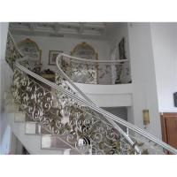 Wrought Iron Stair Handrail Manufactures