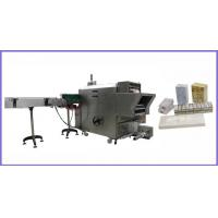 Automatic Cellophane Plastic Shrinking Wrapping Machine With High Speed Manufactures