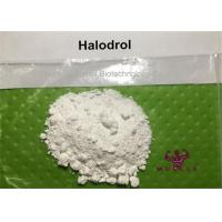 99% Assay Muscle Building Prohormones Supplements White Powder Halodrol CAS 35937-40-7 Manufactures