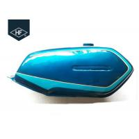 Colorful 9L Motorcycle Tank Other Motorcycle Parts Iron With Painting For SUZUKI AX100 Manufactures