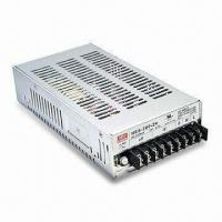 China Switching Power Supply with 200W Single Output and Built-in Constant Current Limiting Circuit on sale