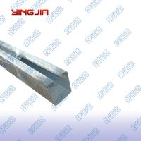 Buy cheap 04922 Curtain Side Trailer Track from wholesalers