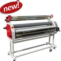 Full - Auto Cold Roll Laminator Machine With Hand Crank Lift Up System BU-1600II Warm