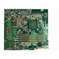 Buy cheap Immersion Gold FR4 Electronic Printed Circuit Board with Green soldmask white silkscreen from wholesalers