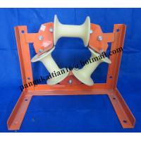 China Cable rollers,best factory Cable Guides,Rollers -Cable,Hook Type Sheaves Manufactures