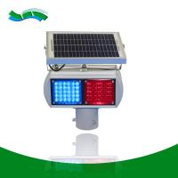Great varieties solar traffic warning light aluminum led traffic warning beacon Manufactures