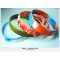 Hot sell silicone bracelets for promotion