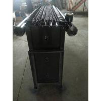 Large All Aluminum Heat Exchanger With Epoxy Coated Used For Salt Water Manufactures