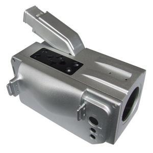 China Powder Coating Aluminium Die Castings , Alloy ADC12 Aluminum Cast Enclosure on sale