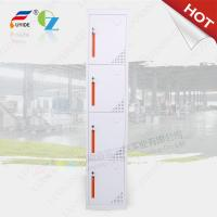 four door steel cabinetlocker FYD-G004,H1850XW380XD450mm, white color, CRS Material Manufactures