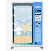 Sun Screen Spray Mini Vending Machine For Seaside And Water Park Manufactures
