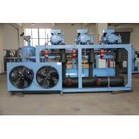 Buy cheap Blue Durable Industrial Refrigeration Unit Adopt R22 / R507 Refrigerant from wholesalers
