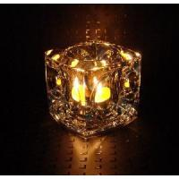 Glass Candle Holder 81660 Manufactures