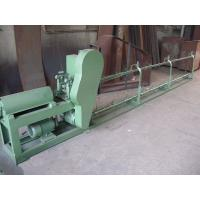 Buy cheap Galvanizing And Pvc Wire Straightening And Cutting Machine For 4000mm Width from wholesalers
