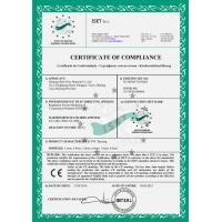 haining shire new materials co.,ltd Certifications