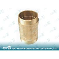 Thickness 0.8mm Metal Investment Casting Precison copper casting Manufactures