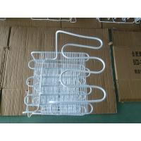 Wire Bundy Tube Evaporator For Freezer , White Painting High Efficiency Anticorrosion Manufactures