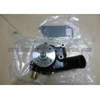 High Performance 6BG1 Engine Water Pump Assembly ZAX200 ZAX240 Excavator Manufactures