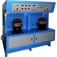 Buy cheap Three Phase Two Station Braze welding machine Induction heating machine 60KW from wholesalers