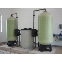 10 Ton/ Hour Water Softener Plant / Water Treatment Systems For Hard Water Manufactures