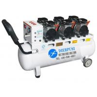 30 Tank Capacity Large Air Compressor , Electric Air Compressor No Load Operation Manufactures