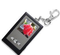 China mini digital photo frame with keychain , keyring digital photo frame on sale