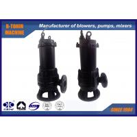 Industrial Submersible Sewage Pump with cast iron pump for civil works Manufactures