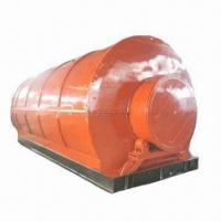 Waste Tire Recycling Machinery with Safety Alarm System Manufactures