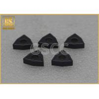 Cast Iron Steel Tungsten Carbide Inserts Cutting Tools High Wear Resistant Manufactures
