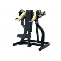 Quality Gym Use Hammer Strength Plate Loaded Equipment , Shoulder Press Exercise Machine for sale