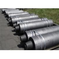 High Mechanical Strength Refractory Products Graphite Electrodes For Arc Furnace Manufactures