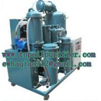 Multi-stage lube oil purifier system,degas,dewater,flash point,no pollution Manufactures