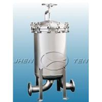 China Wine Making Machine 4 #  Hayward Bag Filter Housing Stainless Steel on sale
