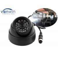 Plastic Housing Indoor 2mp IR Car Dome Camera 1080p HD Security CCTV Cameras for Bus Manufactures