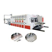 Automatic High Speed Cartoning Machine , Corrugated Carton Flexo Printing Machine Manufactures