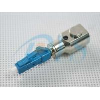 Special LC Bare Fiber Optic Adapter For Light Sources Manufactures