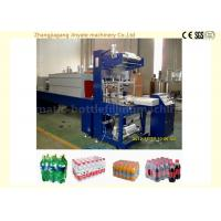 Automatic End Of Line Packaging Equipment 380 / 220V Stainless Steel With PE PVC Film Manufactures