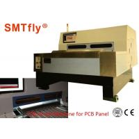 Quality 3.0KW PCB V Groove Cutting Machine , 220V Cnc V Grooving Machine TBI/THK Screw for sale