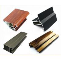 Professional Aluminum Window Profiles Accessory For Industrial / Transportation Manufactures