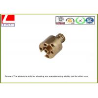 Precision Brass stainless steel aluminum , copper CNC Turning Machining Parts Manufactures