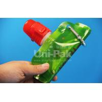 Laminated Collapsible Water Bags Personalized For Sports / Baby Water Bag Manufactures