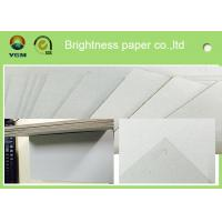 Uncoated Legal Size Card Stock Paper , Grade AA Book Cover Paper Eco Friendly Manufactures