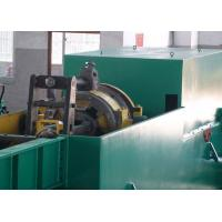Welded Stainless Steel Pipe Rolling Machine , 75KW SS Tube Mill Line ISO Manufactures